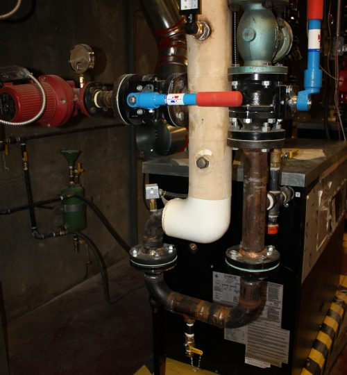 Efficient Boilers upgrade